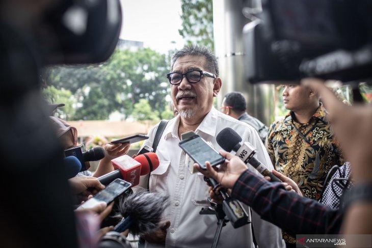 Deddy Mizwar dipanggil KPK terkait izin proyek Meikarta