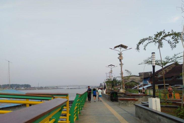 Pontianak jadikan waterfront sebagai wisata alternatif