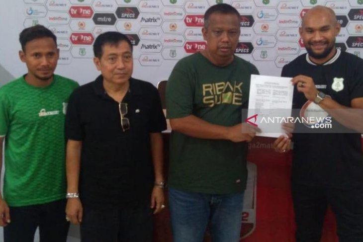 PSMS Medan kembali datangkan dua pemain baru