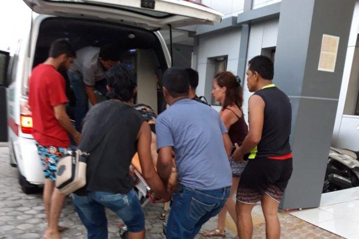 Turis Spanyol tewas terkena baling-baling perahu motor di Sabang