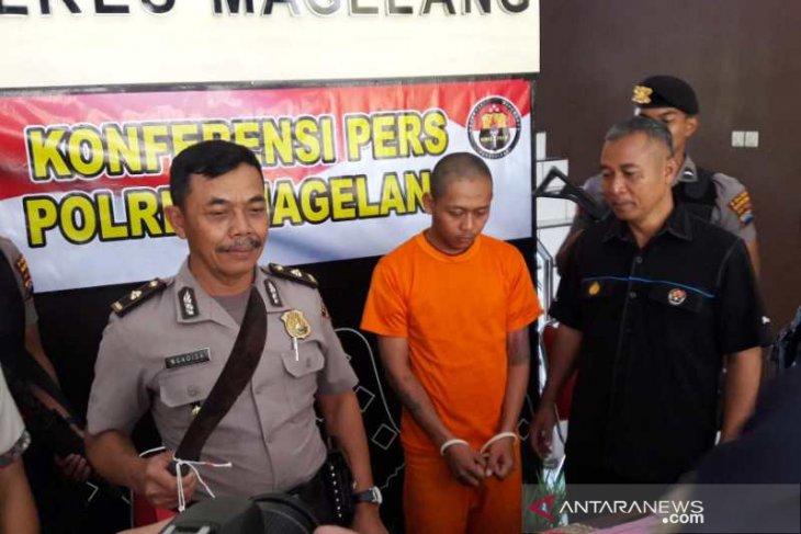 Ancam pacar dengan parang, pemuda ini akhirnya ditahan polisi