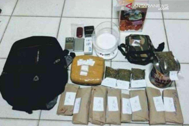 Polisi tangkap AKH pengedar narkoba di Bekasi