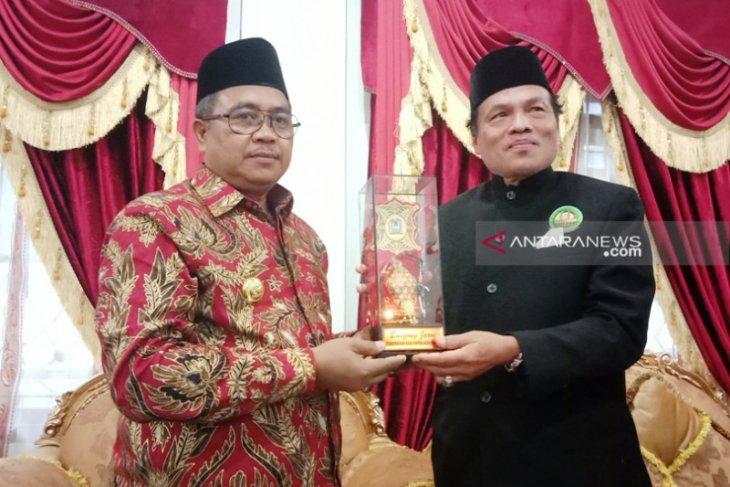 Bupati Aceh Barat tawarkan investasi kepada Malaysia