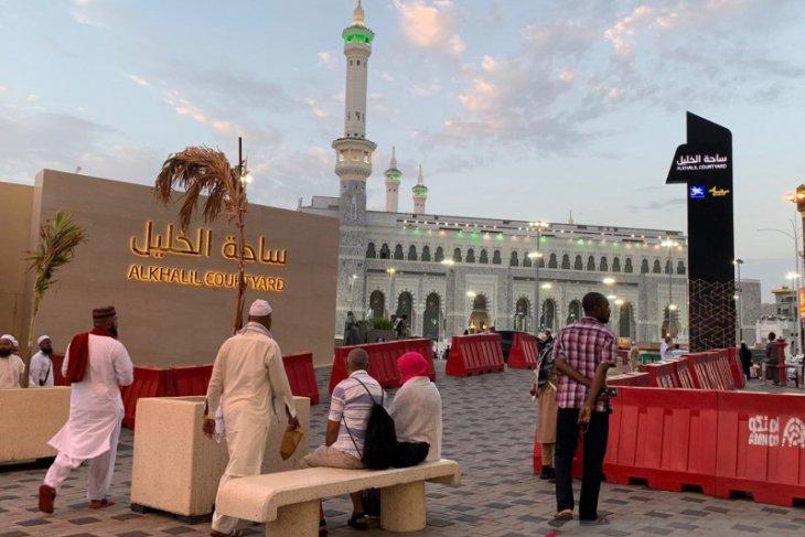 Ribuan haji Indonesia berangsur tinggalkan  Mekkah