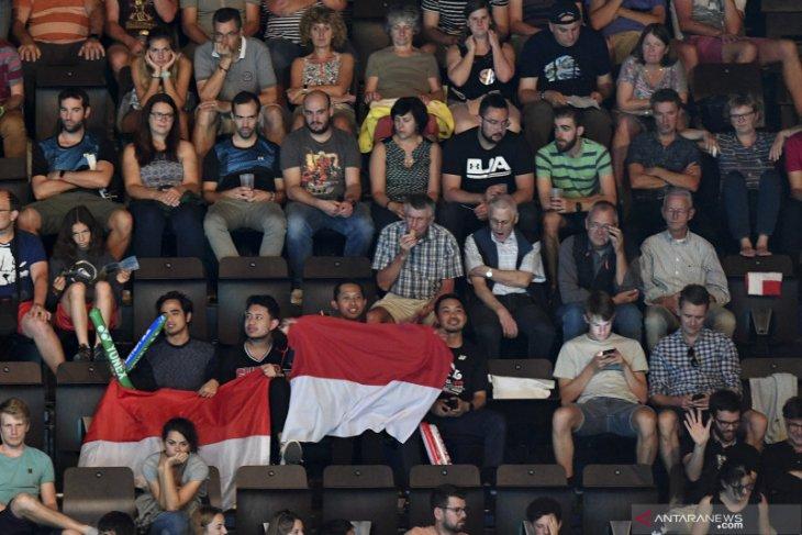 Target satu gelar Kejuaraan Dunia Bulu Tangkis BWF 2019  masih terbuka