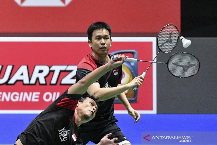 Minions bertemu The Daddies di final ganda putra China Open