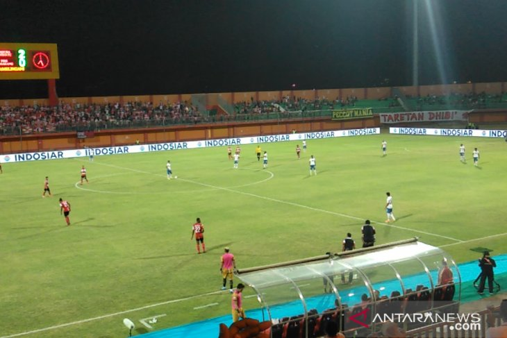 Madura United akhiri puasa kemenangan, tundukkan PSIS 3-0