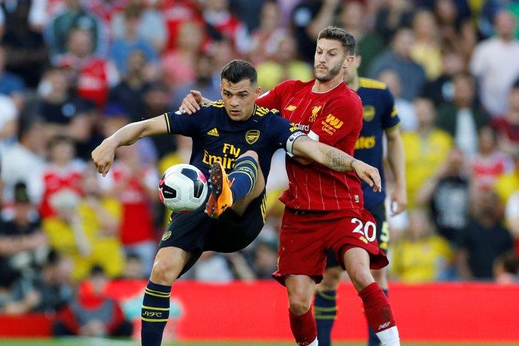 Kalah di Anfield, Arsenal tetap optimistis