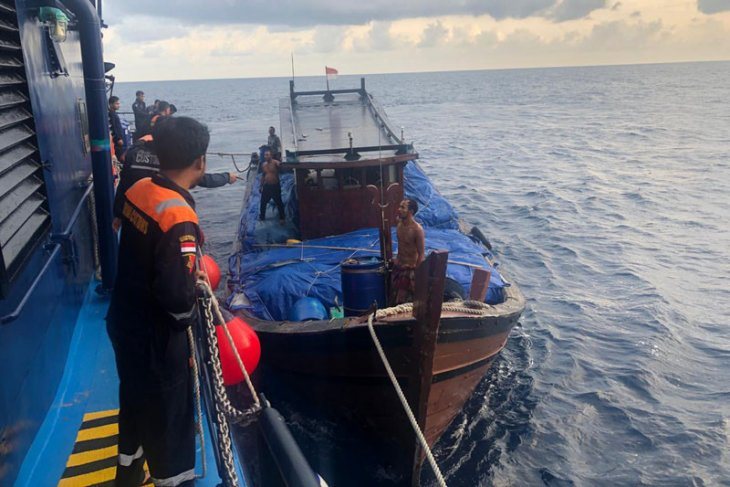 Bea cukai gagalkan penyeludupan 25 kilogram sabu-sabu di perairan pantai Aceh Timur