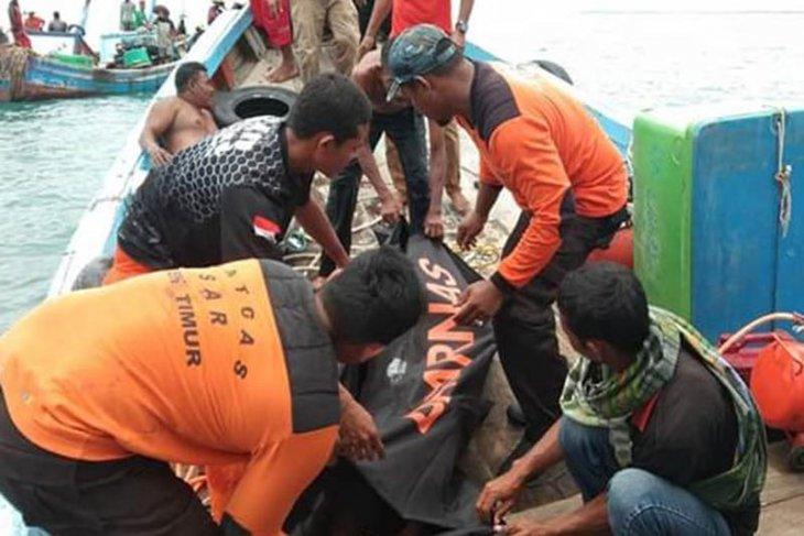 Nelayan Idi Rayeuk yang tenggelam di laut ditemukan dalam kondisi meninggal dunia