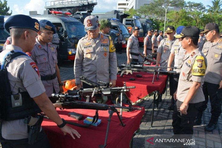 Kapolda Maluku  personel Brimob harus siap setiap saat
