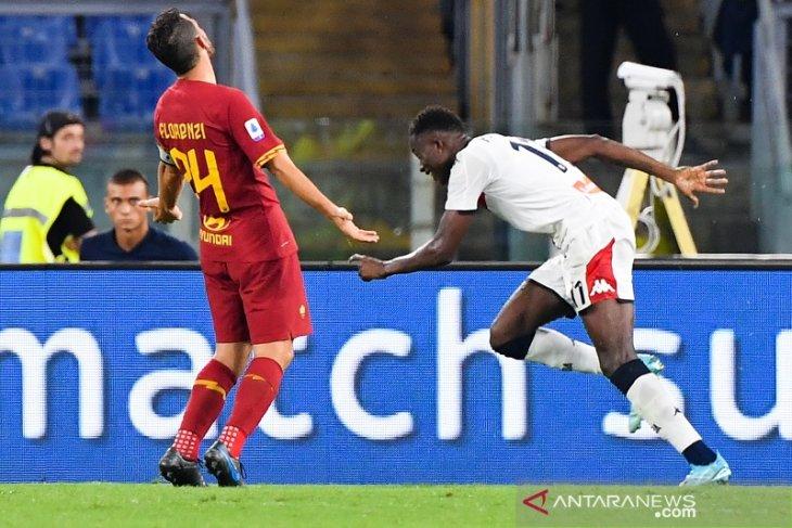 Roma ditahan imbang Genoa  3-3 di laga Liga Italia