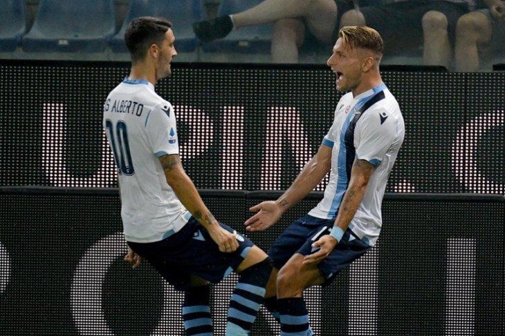 Lazio, Atalanta, Torino menangi  laga pekan pembuka Liga Italia
