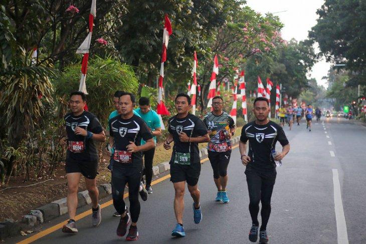 Bima Arya lepas ribuan peserta Bogor Half Marathon 2019