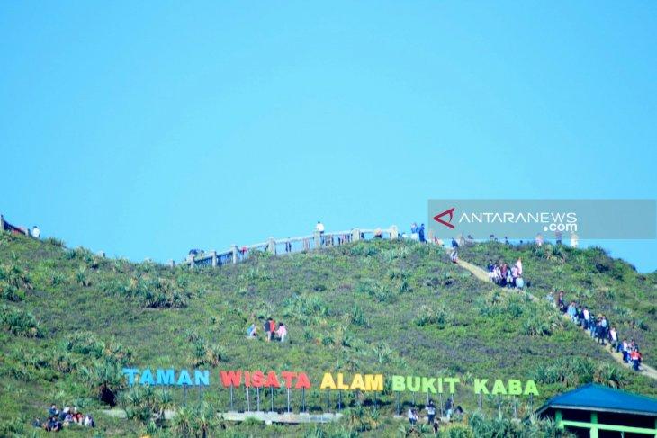 Kesadaran pengunjung Bukit Kaba menjaga kebersihan rendah