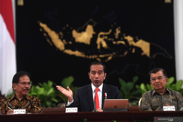 Ini lima alasan Jokowi pindahkan ibu kota ke Kutai Kertanegara dan Penajam Paser Utara