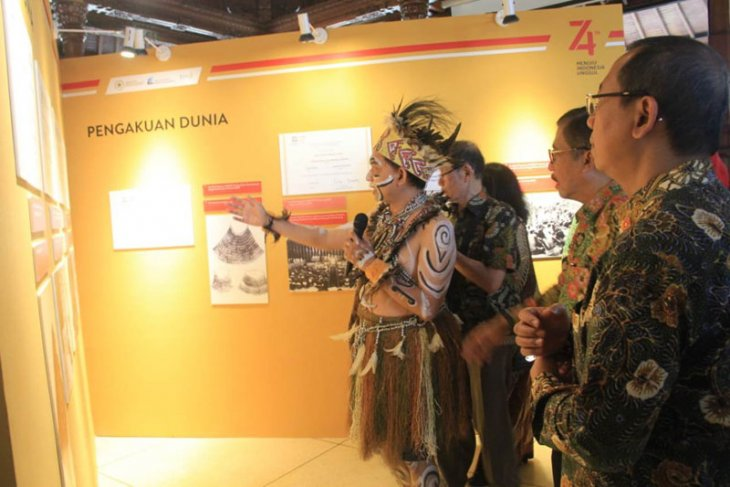 ANRI, Kemensetneg dan TMII gelar Pameran Arsip Nusantara