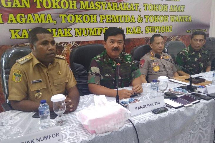 Papua Terkini - Panglima TNI akan berkantor di  Papua