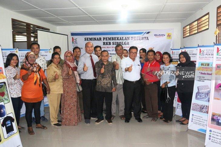 RKB PLN Sibolga latih pengusaha mikro pasarkan produk lewat online