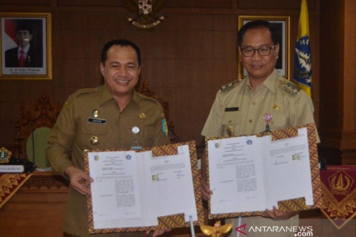 Badung-Batubara  jalin kerjasama pembangunan antar daerah