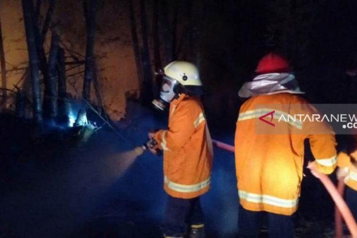 Dinas Pemadam Kebakaran Rejang Lebong tangani delapan kasus Karhutla