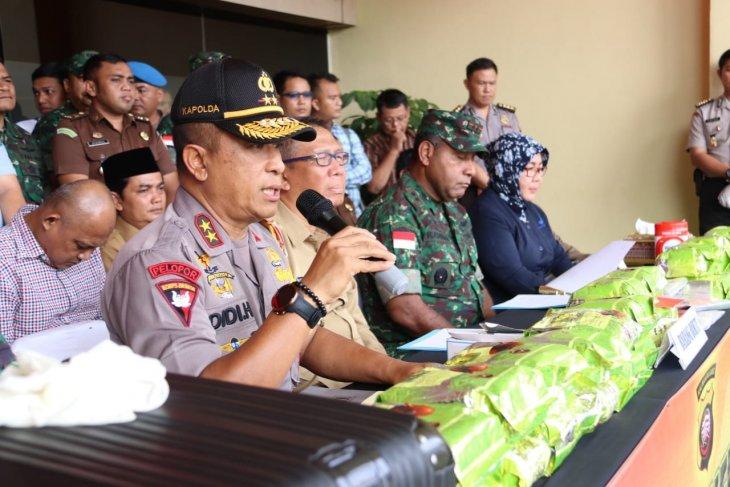 West Kalimantan police arrest 52 suspects in forest fire cases