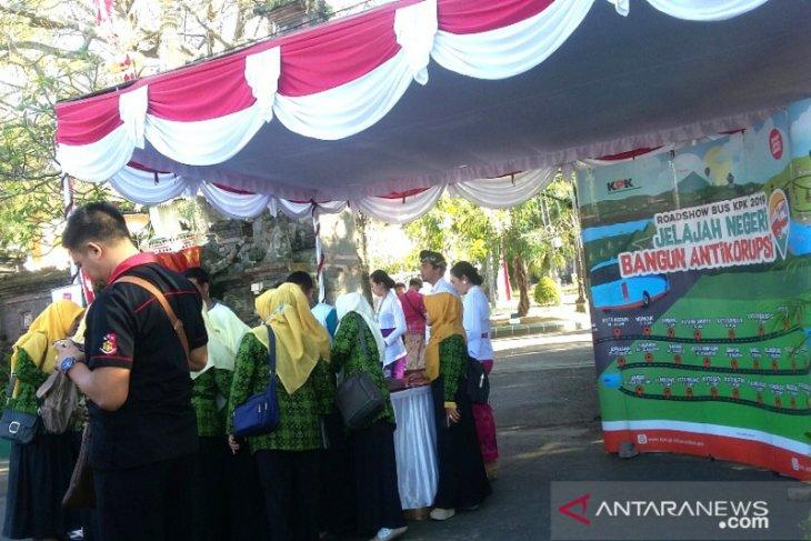 Jembrana,  daerah terakhir jelajah negeri KPK di Bali