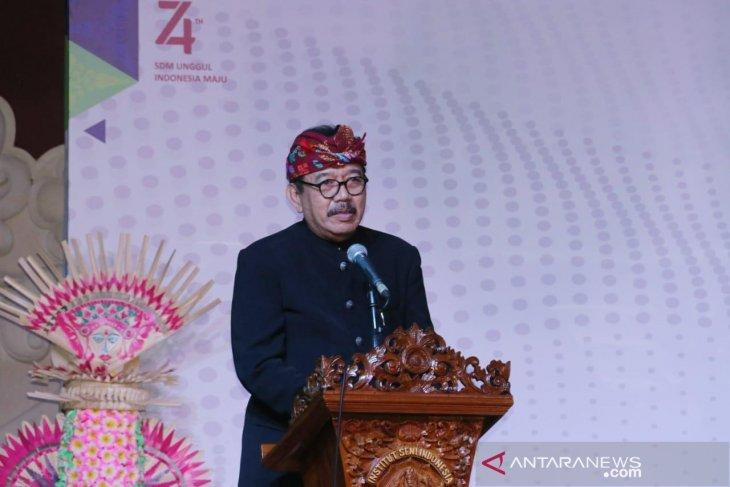 Wagub Bali minta masukan rektor sinergikan teknologi-wisata budaya