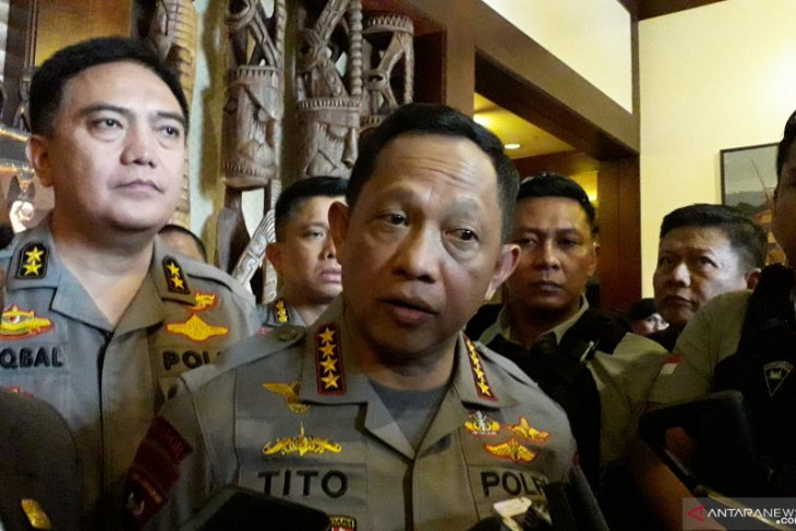 Internet access restricted in Papua to curb fake news: Tito