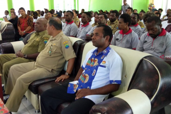 HPI Papua Barat lantik DPC Tambrauw