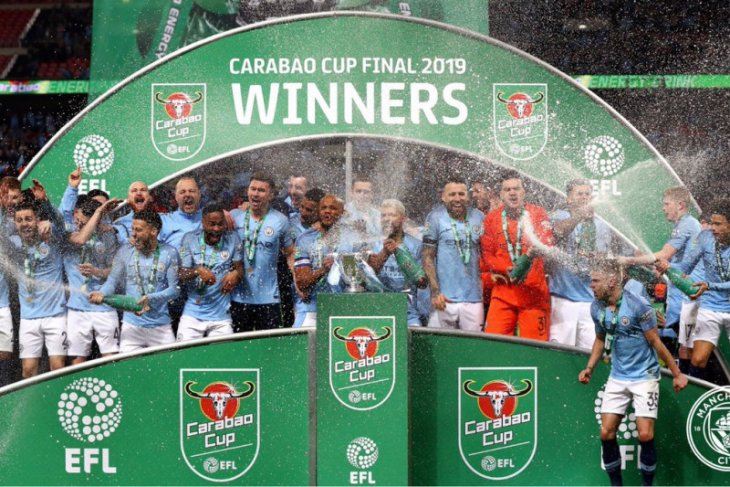 Manchester City lawan Preston North awali Piala Liga