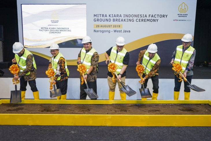Semen Indonesia bangun pabrik mortar kapasitas 375 ribu ton/tahun