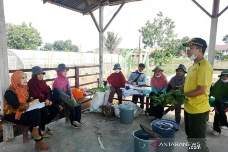 30 alumni Polbangtan Medan uji kompetensi