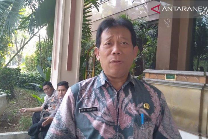 Paripurna pelantikan DPRD Bekasi digelar minggu kedua September