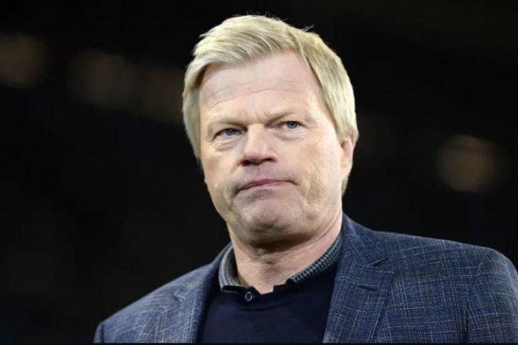 Oliver Kahn ditunjuk jadi suksesor Rummenigge sebagai  CEO Bayern