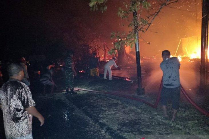 Polisi selidiki penyebab kebakaran asrama mahasiswa Universitas Darusallam
