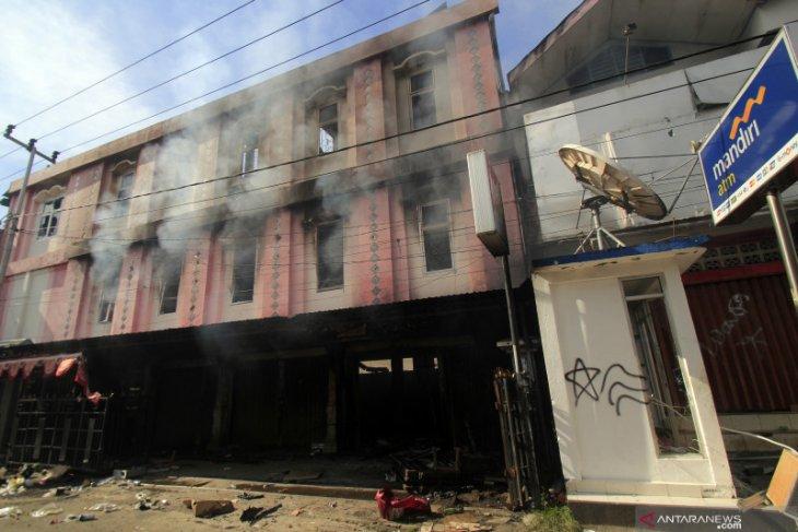 Polda Papua tetapkan 30 orang tersangka ricuh di Abepura