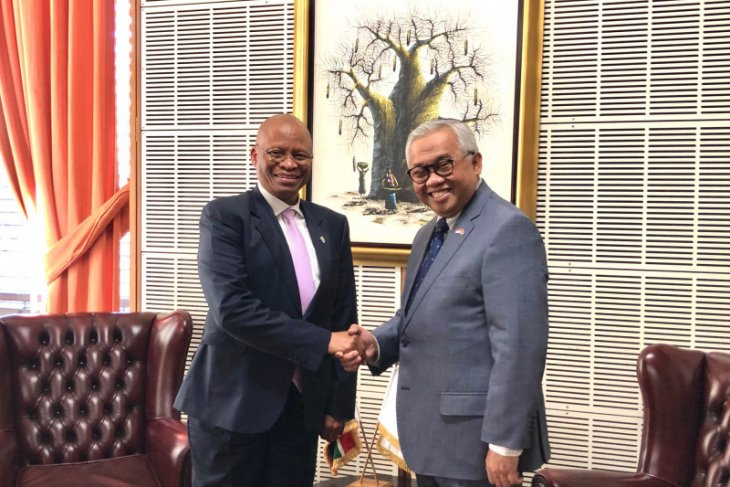 South Africa welcomes opportunity for law cooperation with Indonesia