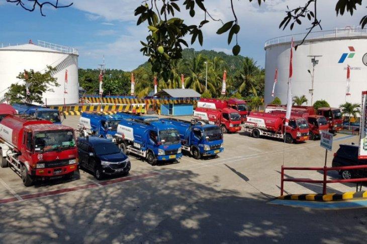 Pertamina tunda penyaluran BBM di Jayapura