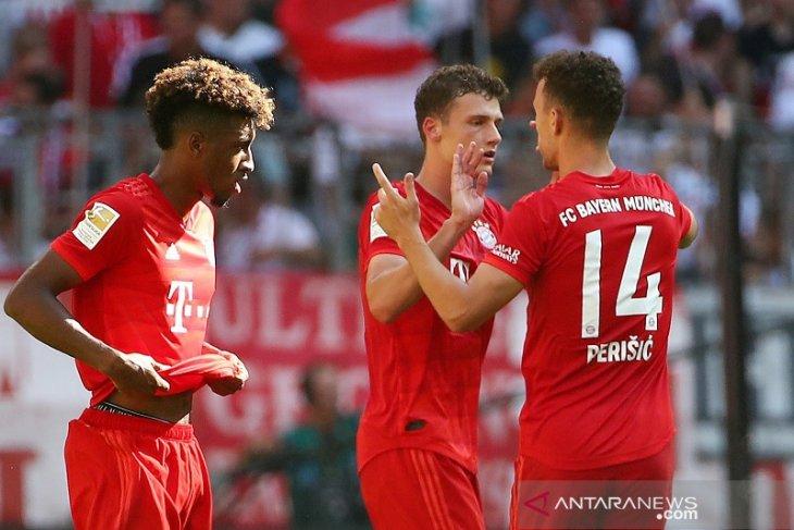 Muenchen cukur Mainz 6-1