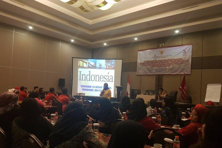 BPIP kembali gaungkan Pancasila kepada ratusan milenial Bekasi