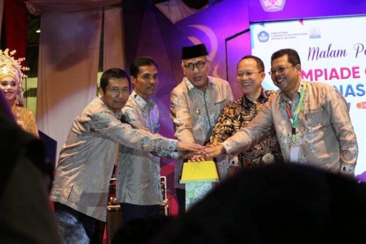 Gubernur Aceh minta peserta O2SN disiplin berlatih