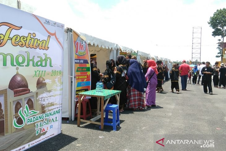 Ada festival Serambi Mekah di Padang Panjang