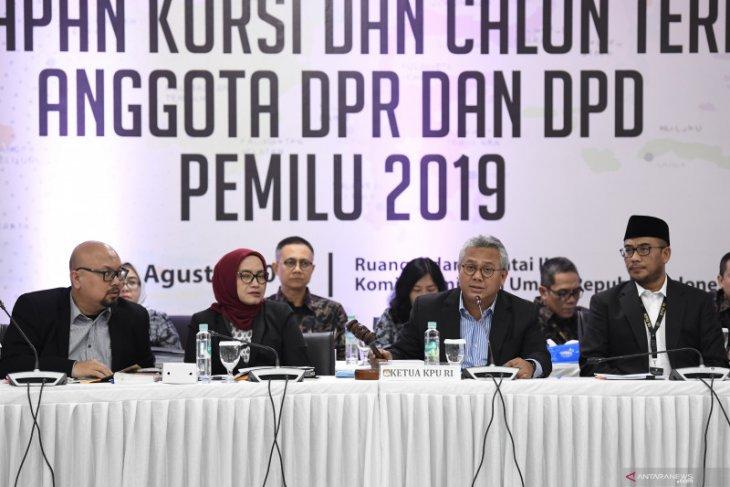 Penetapan hasil Pemilu 2019 dilakukan setelah putusan MK