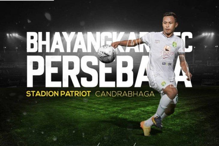 Lawan Bhayangkara FC laga akhir Persebaya  putaran pertama Liga 1