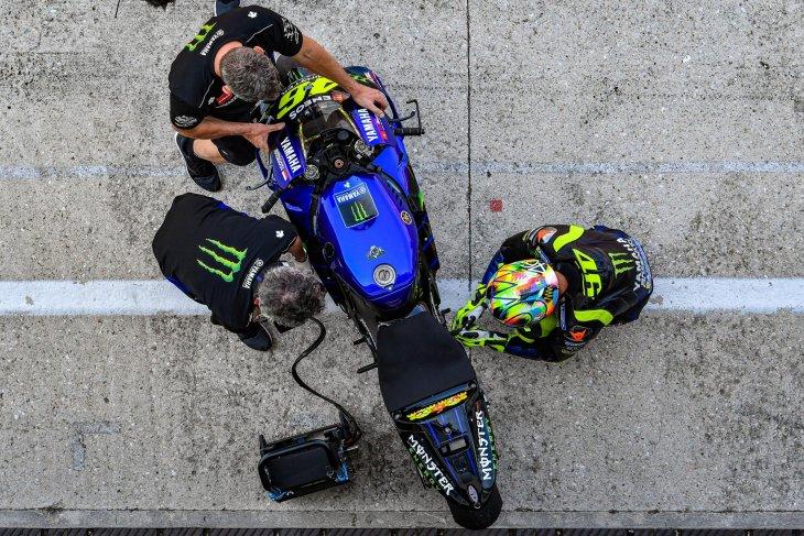 Rossi: Kami punya sesuatu yang baru  untuk tahun depan