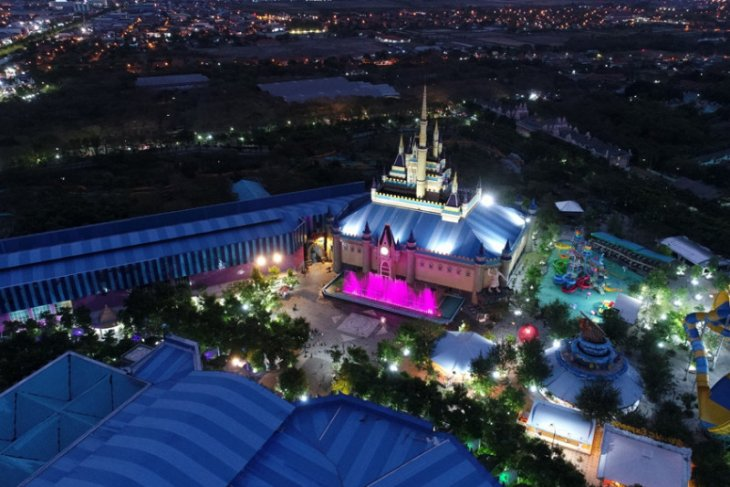 Wahana Atlantis Land gratis selama pergelaran Jazz Traffic Festival 2019