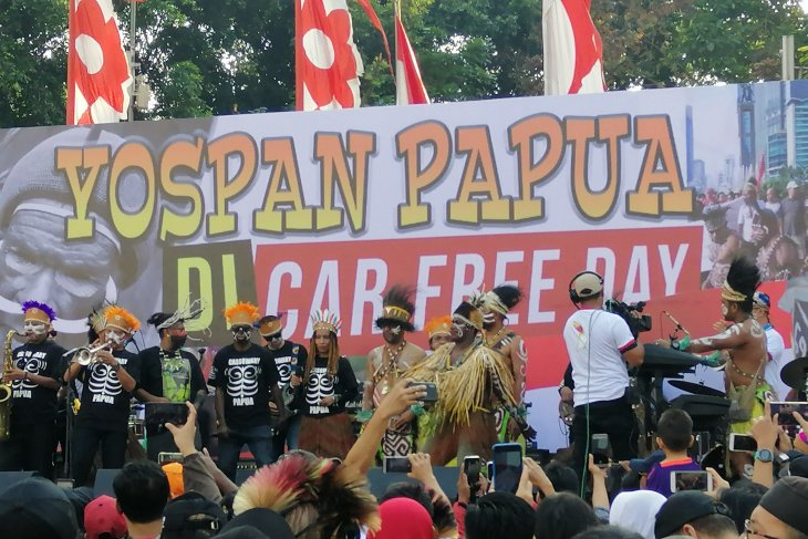 Musik Yospan dan persatuan Papua