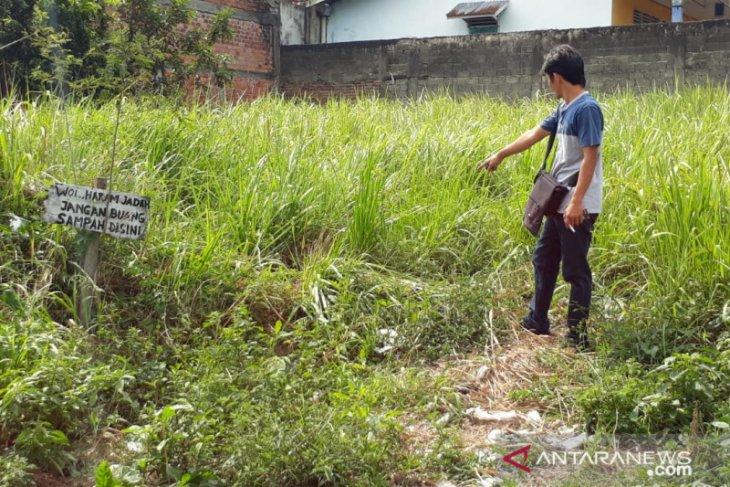 Polisi selidiki penemuan mayat bayi laki-laki di tempat sampah