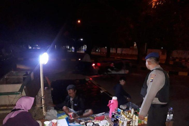 Satpolair Bangka Barat tingkatkan pengawasan di Pelabuhan Tanjungkalian